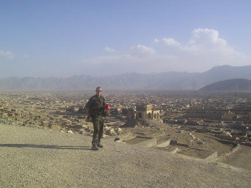 Kabul from Kings Tomb