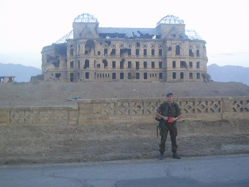 Kings palace,Kabul