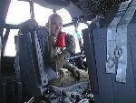 in a Hercules C130 with some Slaphead
